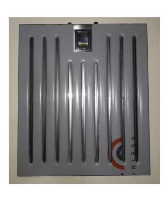 BAFFLE FILTER FOR FLAT GLASS - GRI0011106A-L